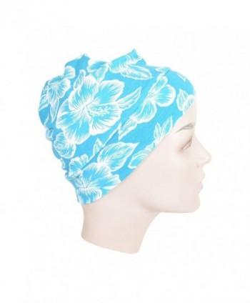 Landana Headscarves Floral Cotton Womens