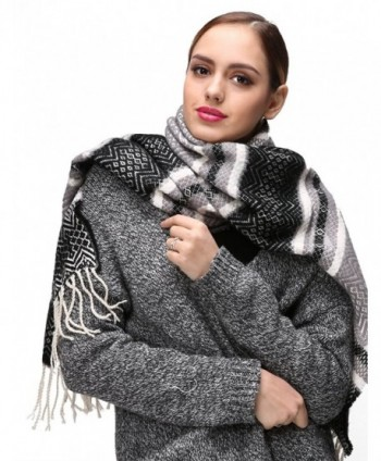 EVRFELAN Oversized Blanket Bohemian Pashmina