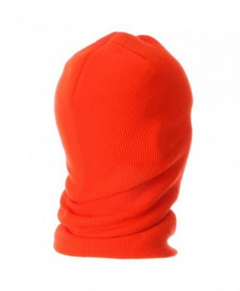 Fleece Lined Face Mask Blaze in Men's Balaclavas