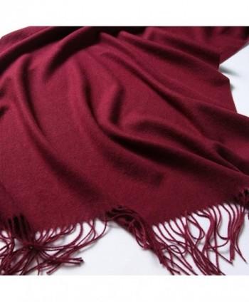 SUNDAYROSE Womens Oversized Cashmere Blanket