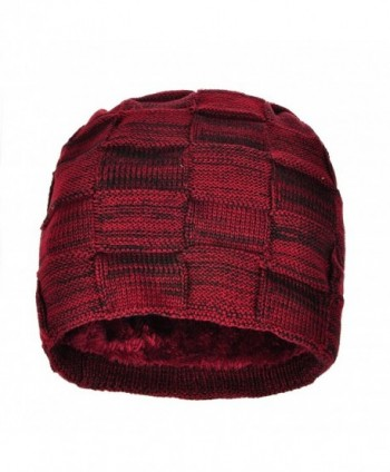 Joyingtwo Winter Fleece Slouchy Red