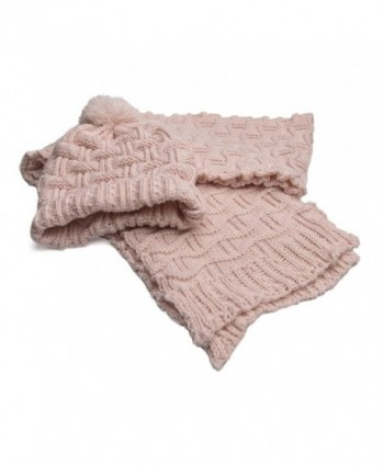 Lanzom Fashion Winter Knitted Skullcaps in Fashion Scarves