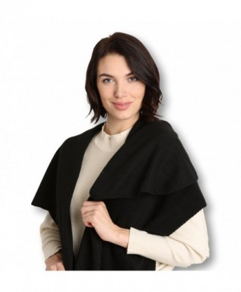 Pembrook Fleece Shawl Wrap Pashmina