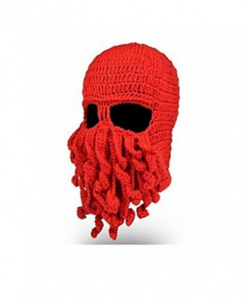 Fan008 Windproof Knitted Tentacle Octopus