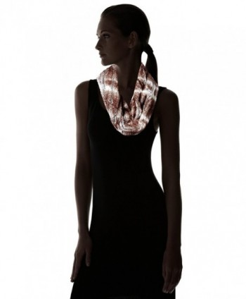 Womens Short Single Loop Natural in Cold Weather Scarves & Wraps
