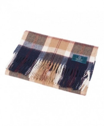 Clans Scotland Scottish Tartan Bannockbane in Cold Weather Scarves & Wraps