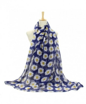 Sundayrose Womens Flower Summer Scarves