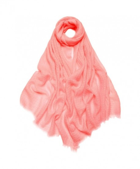 Winter Shawl ZORJAR Fashion Scarves Watermelon - Watermelon - CG12MYK5A7K