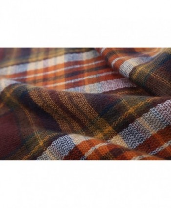 EFZQ Fashion Checked Lattice Plaid22