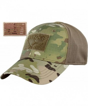 Condor Tactical Flex Cap with Patch Bundle - Multicam - CI128UFHEZH