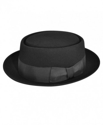 Hats.Com Men Kingpin Chemist - Black - CN11QN5PKL7