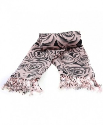Black Comfort Designer Fashion Pashmina in Fashion Scarves