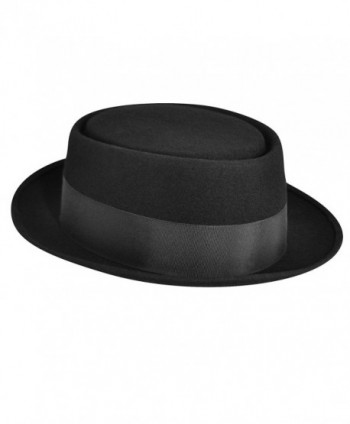 Hats Com Men Kingpin Chemist Black