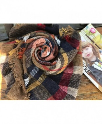 Lanzom Fashion Colorful Lovely Infinity in Cold Weather Scarves & Wraps