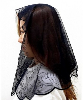 Anna Veils Catholic Spanish Mantilla