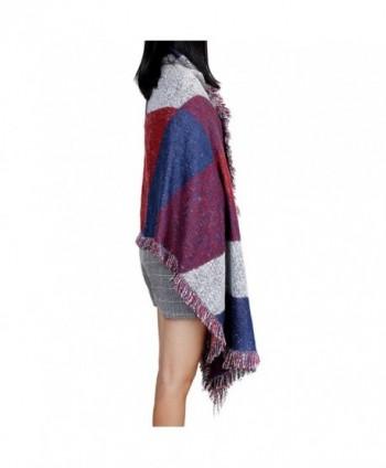 MaxMaxi Bohemian Spinning Tweed Plaid
