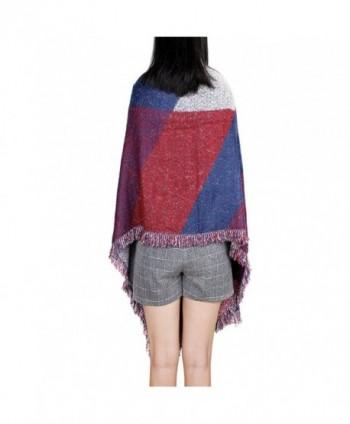 MaxMaxi Bohemian Spinning Tweed Plaid in Fashion Scarves