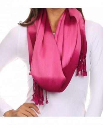 Sakkas CHS156 Trendy Stripe Pashmina in Wraps & Pashminas