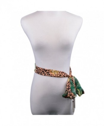 LERDU Necklace Bohemian Accessories 18 green in Fashion Scarves