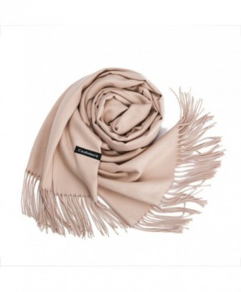 Womens Thick Cashmere Pashmina Shawl in Wraps & Pashminas