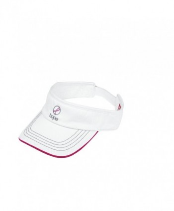 Wilson Hope Visor - White - CE11E7TT7FB