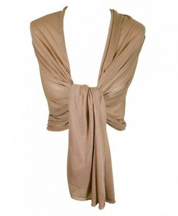 Ladies Jersey Scarf Stole Stretchy
