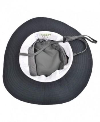 Torrey Hats Mesh Booney Green in Men's Sun Hats