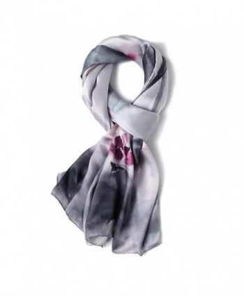 STORY SHANGHAI Womens Luxury Ladies in Fashion Scarves