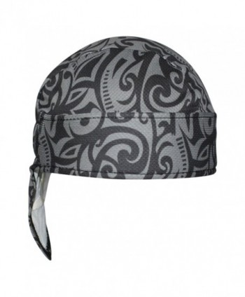Headsweats Super Duty Shorty Beanie - Grey / Black Sublimated Tribal - CK11VLHPJH7