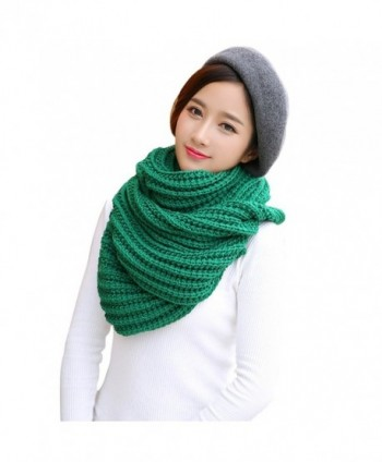 Solid Color Knitted Ladies Section