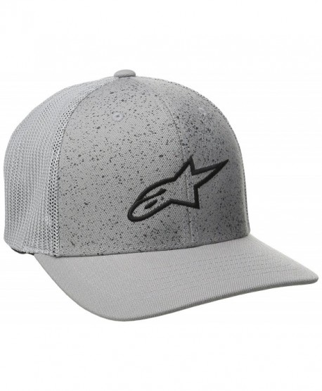 ALPINESTARS Men's bristle Hat - Gray - CE12ERSEDLJ