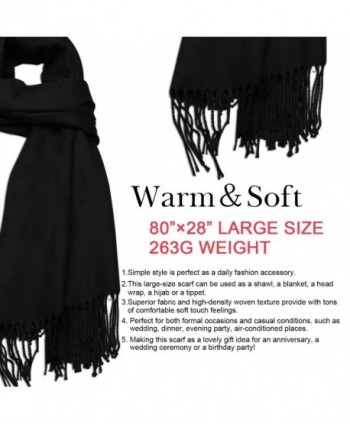 Womens Cashmere Pashmina Shawls Winter