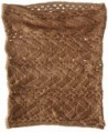 Womens Cable Knit Single Taupe