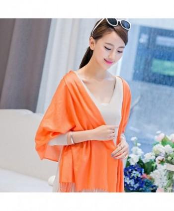 Reversible Color Womens Decoration Orange