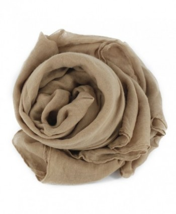 Cotton Infinity Sunscreen Pashmina Scarves