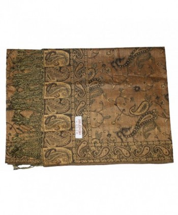 Ted Jack Classic Reversible Pashmina in Fashion Scarves