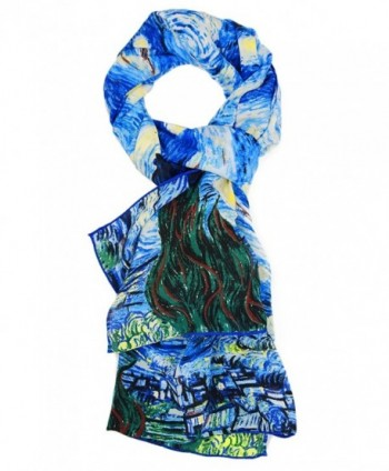 ELEGNA Women Collection Scarves Starry