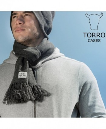 TORRO Premium 100 Wool Scarf in Fashion Scarves