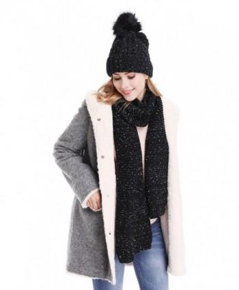 Bienvenu Knitted Fleece Lining Winter