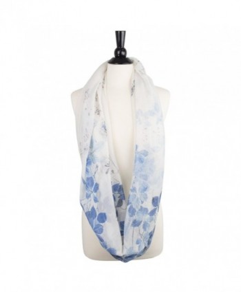 Pop Fashion Butterfly Infinity Scarves