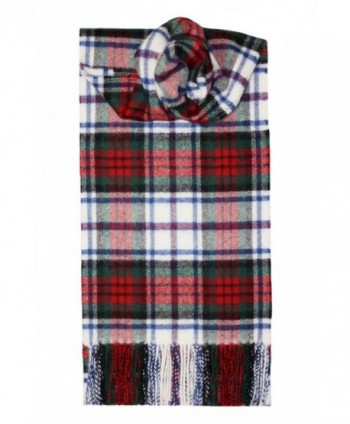 Macduff Dress Tartan Scarf Modern Lambswool - CQ118PCJG07