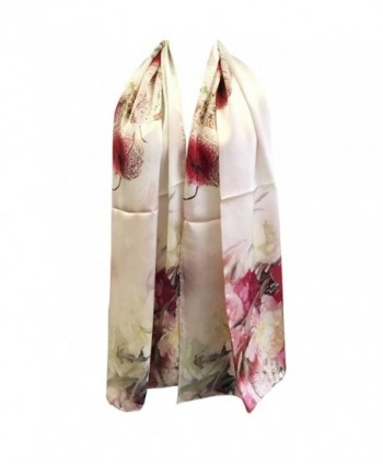 Wrapables Luxurious Charmeuse Rolled Peonies
