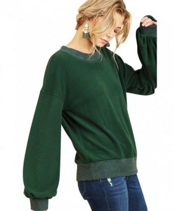 Umgee Oversized Stylish Weather Sweater