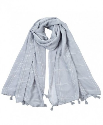 FITIBEST Fashionable Winter Scarves Tassels