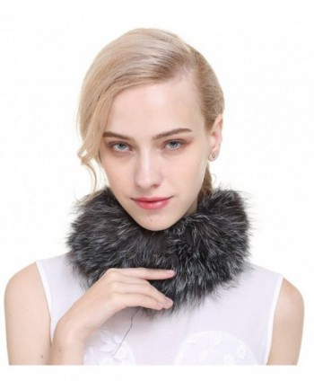 Vogueearth WomenReal Fox Winter Headband