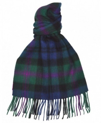 Lambswool Scottish Baird Modern Tartan Clan Scarf Gift - CT118SCEO9R