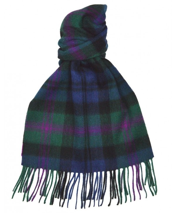 Lambswool Scottish Baird Modern Tartan Clan Scarf Gift - CT118SCEO9R