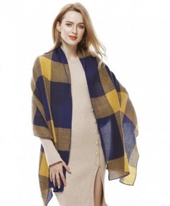 Unisex Winter Autumn Fashion BlueYellow