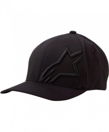 ALPINESTARS Men's Ride Curve Hat - Black/Black - CX119YKO7ML