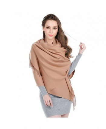 cashmere oversized pashmina multicolor Memorygou in Cold Weather Scarves & Wraps